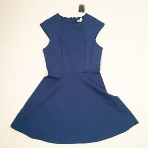 Urban Outfitters Silence + Noise blue mini dress S